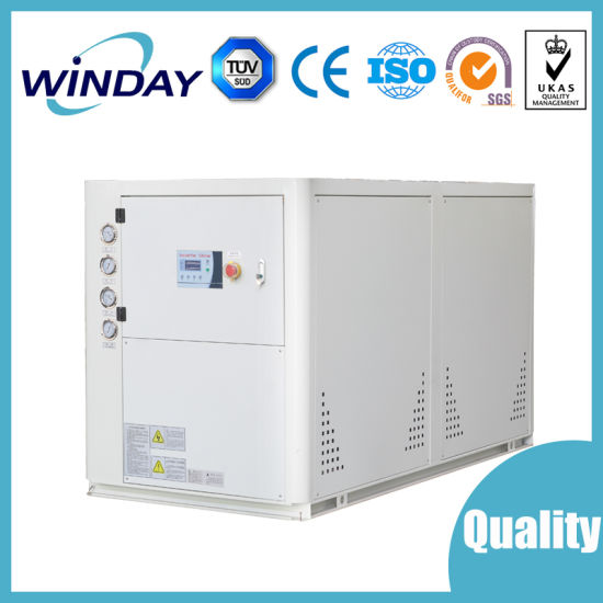 Water Cooled Industrial Water Chiller Industrial Air Cooled Chiller Heat Exchanger System Chiller Centrifugal Chiller Office Water Cool Chiller