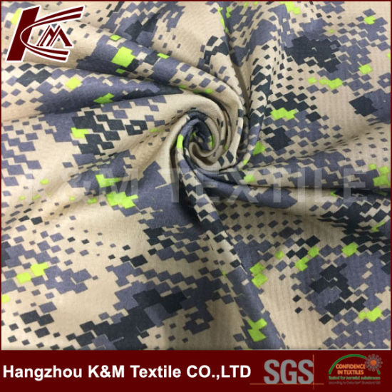 High Quality Manufacture 100% Polyester Fabric Printed