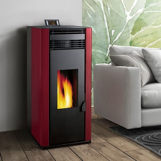 China Portable Best Factory Indoor Fireplace Automatic Feeding Italy ...