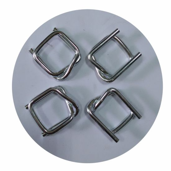 Hot Sale Strapping Wire Buckle Manufactured in Dongguan China