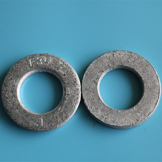 F35 M24 Carbon Steel Flat Washers pictures & photos