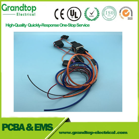 China Window Device Automobile Electric Wire Harness for Ford ...