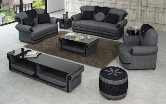 China Sofa Set 3 2 1 Seat Luxury Leather Sofa Living Room Furniture China Sofa Furniture