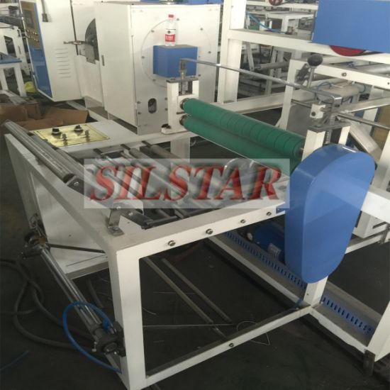 Rolling Draw String Bag Making Machine pictures & photos