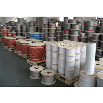 China 18X7 (6/1) - Rotation Resistant Stainless Steel Wire Rope ...