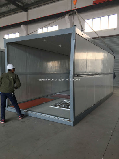 Colorful Prefabricated/Prefab Foldable Mobile House pictures & photos