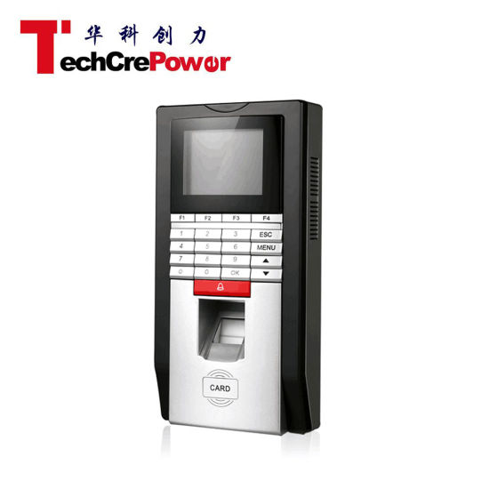 F20-Wb TCP/IP Biometric Access Control Fingerprint Time Attendance pictures & photos