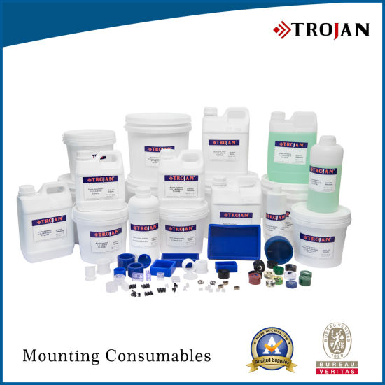 Mounting Consumables, Hot/Cold Mounting Resins, Epoxy King Resin, Epoxy King Hardener