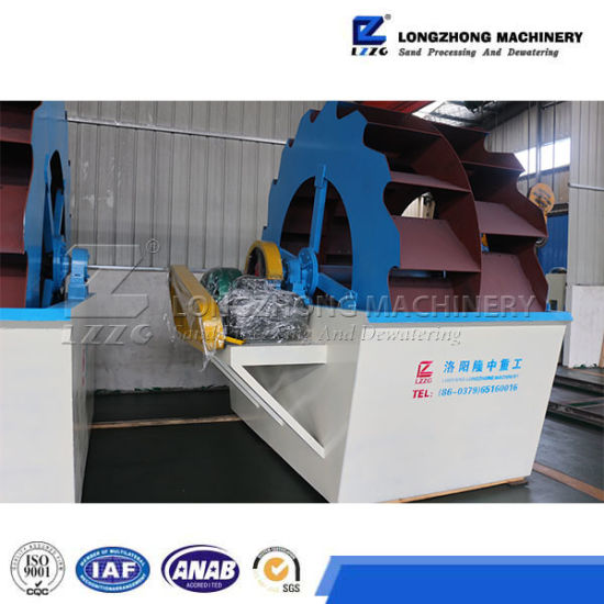 High Capacity, Xsd Bucket Wheel Sand Washing Machine for Sale pictures & photos