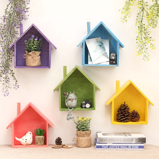 Creative Home Decorations: China American Village Creative House Wall Decoration