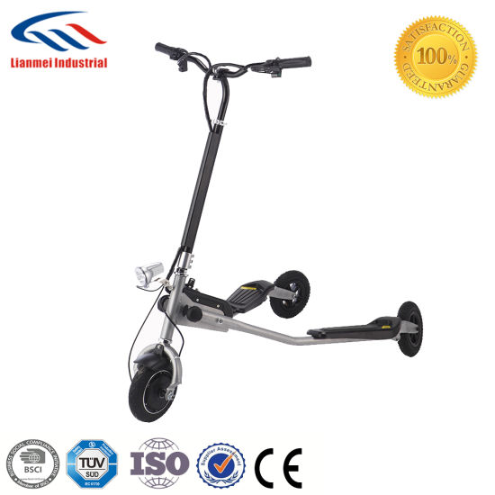 3 Wheels Drift Scooter with 250W Motor and 360 Drifting pictures & photos