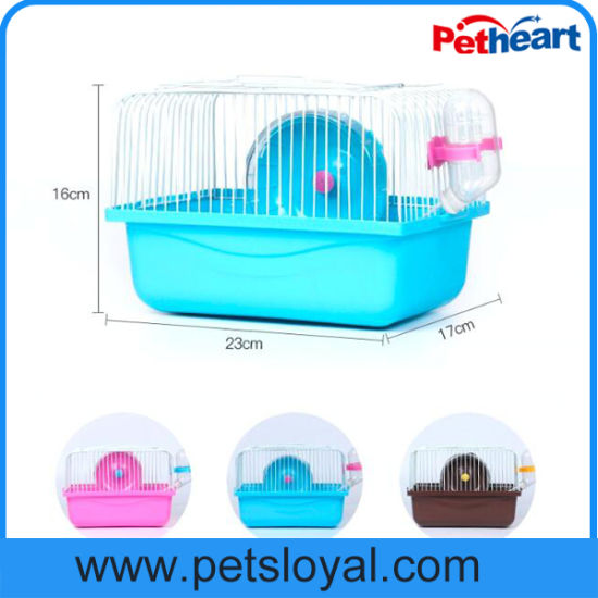 Factory Wholesale 2 Size Pet House Hamster Cage pictures & photos