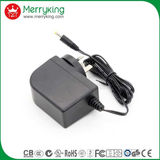 SAA Au Plug 15V 1600mA AC DC Wall Switching Adapter for Routers