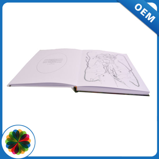 High Quality Custom Pictures Kids Custom Coloring Book Printing