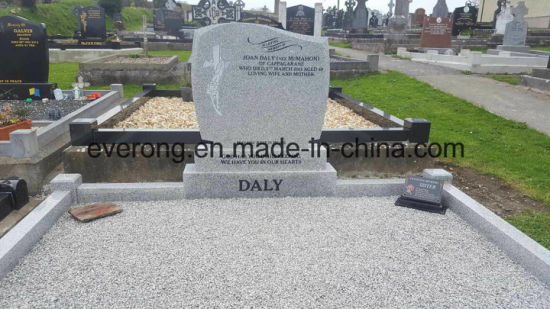 China Natural Cheap Granite Carvingflatengravingvasesangelbench