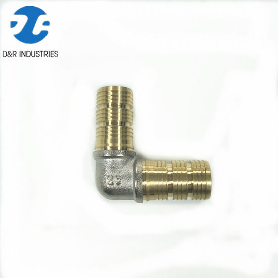 Connector Water Brass Pipe Hardware Fitting Plumbing, Fitting (DR7054)