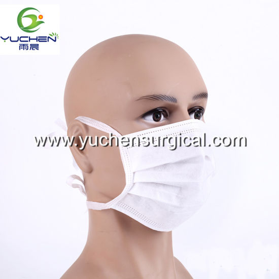 Sale Wholesale 3ply 25+25+25GSM New Material Non Woven Disposable Civil Face Mask