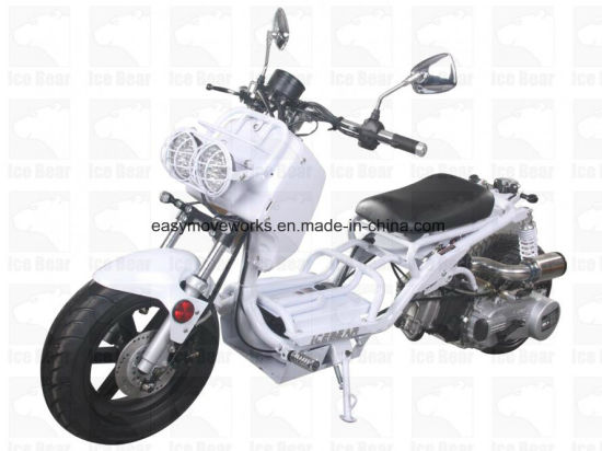 Zoomer Gen IV Gasoline Motorcycle 50cc 4strokes Start Disc pictures & photos