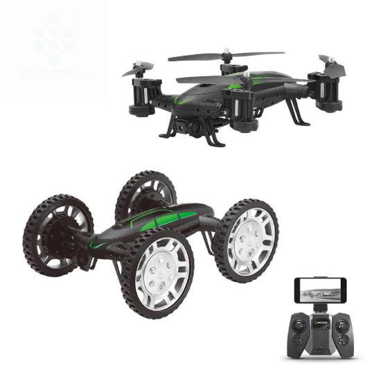 DIY Quadcopter Kit Flying Car Fpv WiFi Control RC Drone
