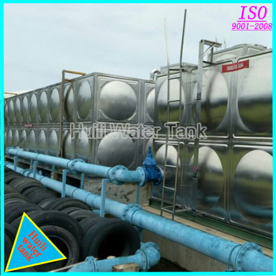 China No Leaking and Infiltration Fish Farm Tank Stainless