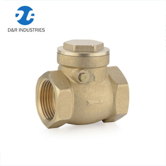 Dr 6001 Brass Check Valve for Water