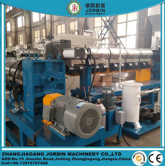 Waste PP PE Pipe Recycilng Granulating Machine pictures & photos