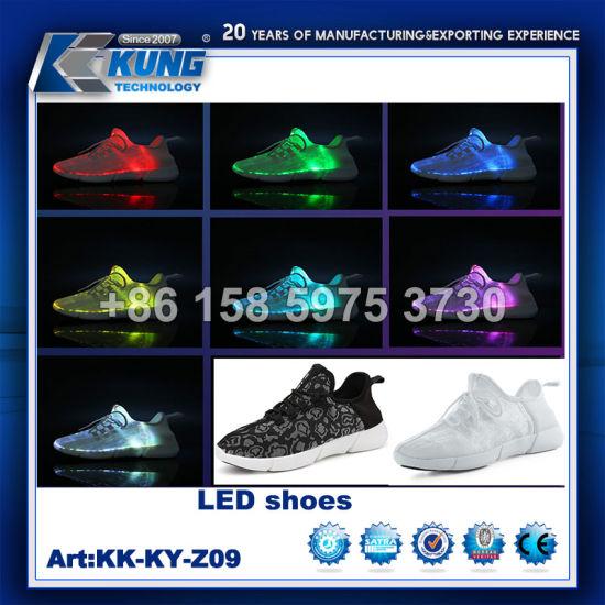 2018 New Type LED Shoes