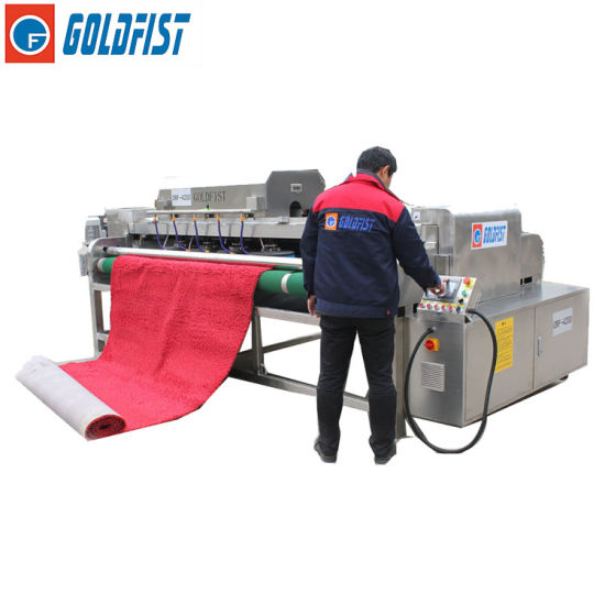 Professional Automatic Machinery Wash Carpets Scrubbing Machine For Rugs Cleaning