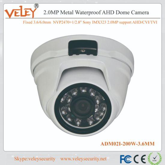 Hikvision Surveillance Webcam CCTV Dome Camera HD Analog Waterproof Camera