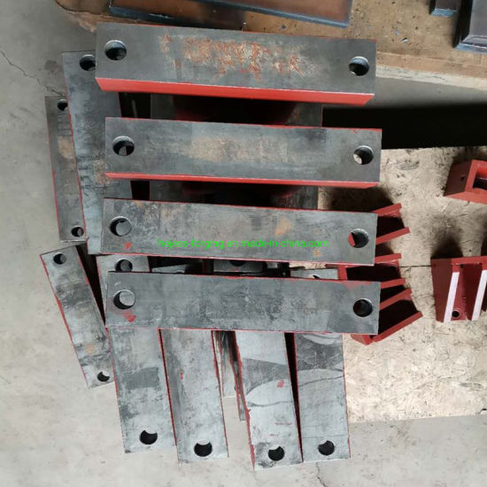 CNC Machining of Customized Forgings for Mechanical Equipment