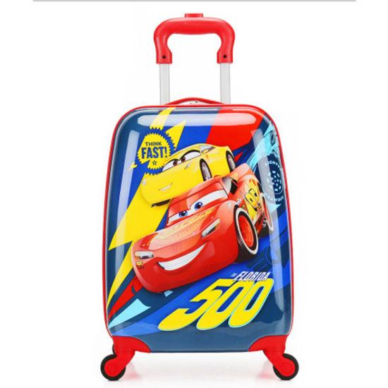 e524dc6ad1fe China Children Cute Fashion Luggage Cartoon Trolley Kids Rolling ...