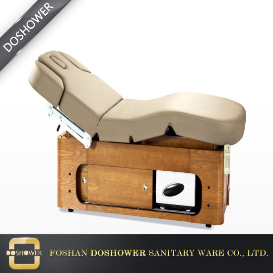 Luxury Wood Bed Massage Table with Wholesale Electric Massage Bed