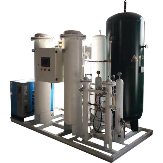 Customized Medical Oxygen Gas Plant for Cylinders Filling