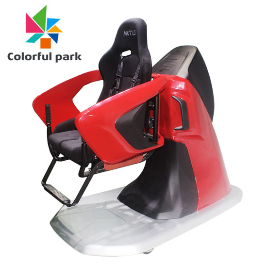 Colorful Park 360 Degree Rotation 9d Vr 9d Cinema Simulator Virtual Reality Cinema Arcade Game Machine