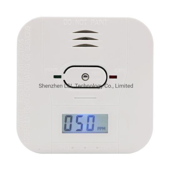 High Quality Co Alarm Alarm Smoke and Co Detector
