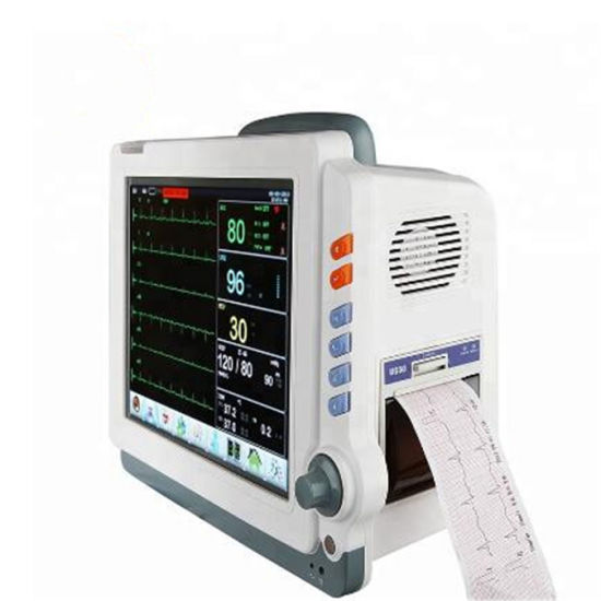 Portable Patient Monitor Hospital Multiparameter Patient Monitor pictures & photos