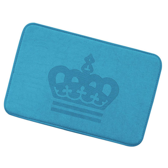 (CHAKME) Wholesale Custom Logo China Bathroom Bath Rug