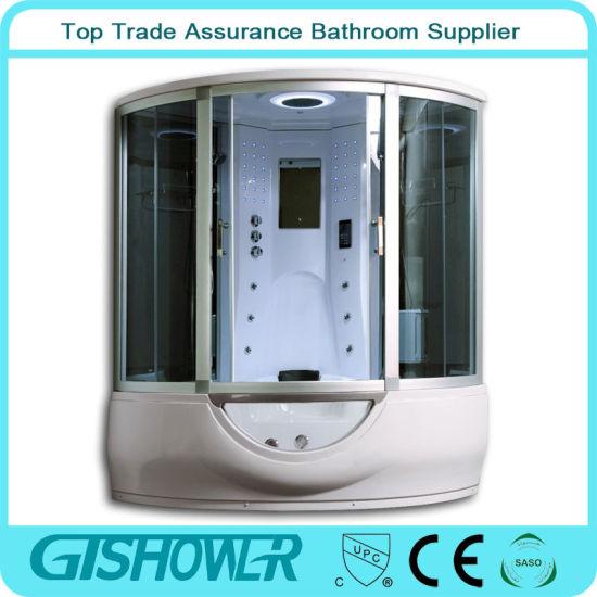 2 Person Luxury Corner Jacuzzi Steam Shower (GT0510)