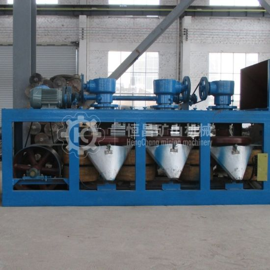 Magnetic Intensity Adjustable Magnetic Separator for Mining Wolframite Sand