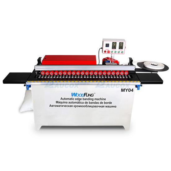 Automatic Plywood Bander Edge Banding Machine My04
