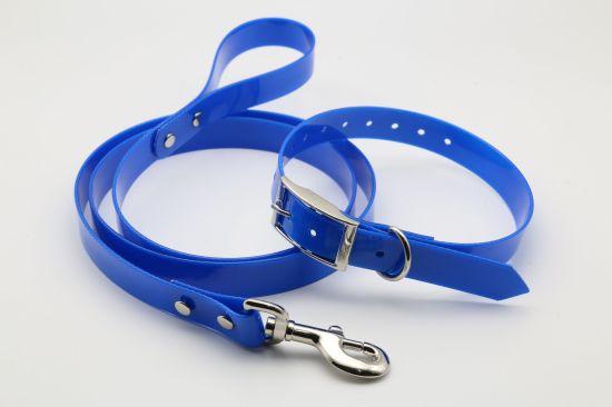 Wholesale TPU Plastic Cwaterproof Training GPS Dog Collar