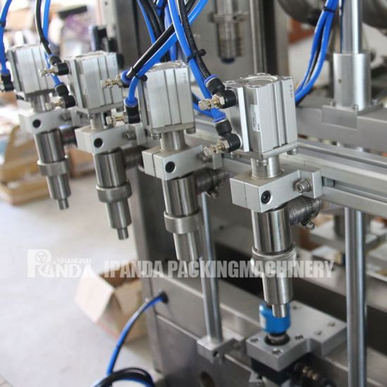 Automatic Bottle Oil Filling Machine for Edible Cooking Vegetable Oil