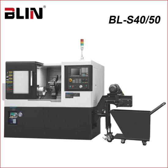 High Precision Horizontal Slant Bed CNC Lathe Machine (BL-G40)