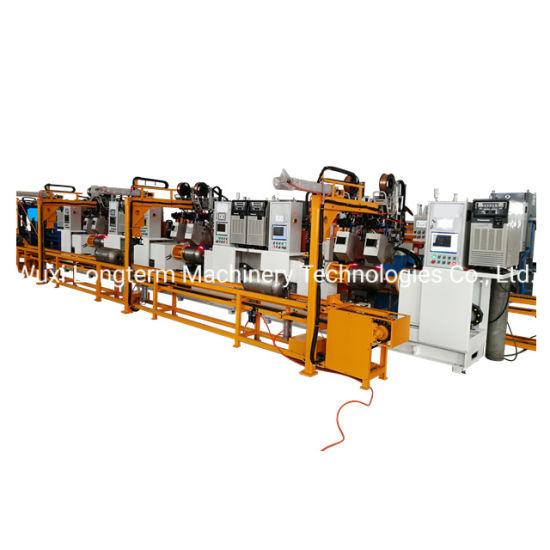 Electric Water Heater Tank Welding Machinery/Geyser Welding Machine/Enamel Water Heater Manufacturing Machine/
