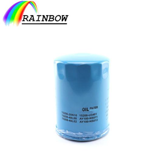 15208-43G00 China Factory Best Quality Engine Oil Filter for Nissan