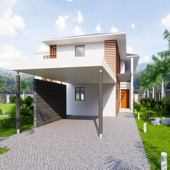 Comfortable Prefabricated House Steel Building Modular House Portable Prefab House