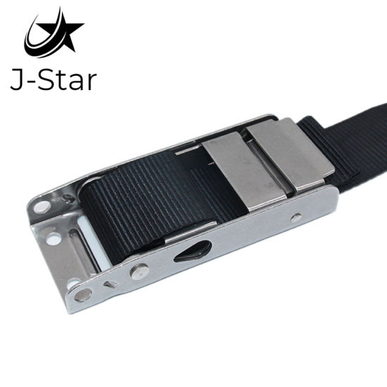 304 Stainless Steel Overcenter Buckle for Lashing Strap
