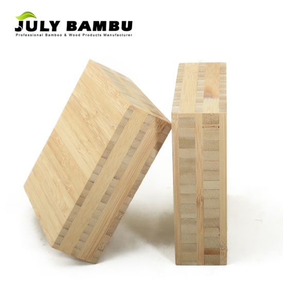Factory Price Solid Bamboo Panel Plywood Board Length 1000mm-4000mm 1-9 Layers 15mm 20mm 35mm 40mm 50mm 38mm
