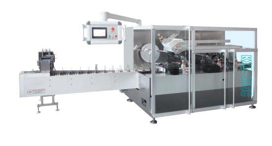 High Speed Efficient Gloves Box Packing Cartoning Machine