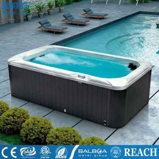 Monalisa 4 0 Metre Endless Swimming Pool Hot Tub Spa Jacuzzi M 3504 China Swimming Pool And Massage Spa Price Made In China Com